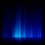 сказовое предпосылки голубое Стоковое фото RF