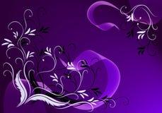 сказовые цветки Стоковые Изображения