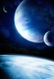 Сказовый космос Стоковое Фото