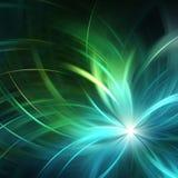 сказовый цветок Стоковое Изображение