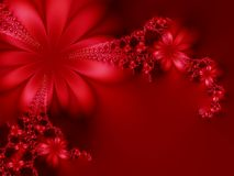 сказочные цветки Стоковое фото RF