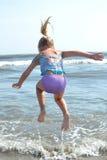 Скакать воды Стоковая Фотография RF