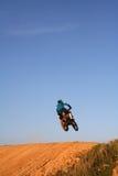 скакать Стоковая Фотография RF
