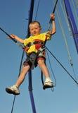 скакать bungee Стоковое фото RF