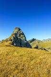 Скала горы Стоковая Фотография