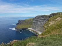 Скала открытого моря скалистая стоковое фото rf