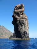 скала Сицилия стоковая фотография