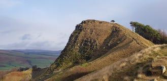 Скалистая вершина Mam стоковое фото