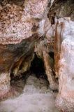 Скалистый грот Khanom пещеры моря, Nakhon Si Thammarat, Таиланд Стоковые Фотографии RF