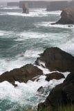 скалы высокие Стоковая Фотография