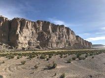 Скалы в Altiplano Боливия, Южная Америка Стоковая Фотография RF