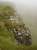 скалы гигантский s мощёной дорожки Стоковое Фото