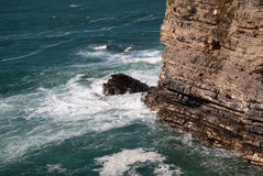 скалы Португалия Стоковые Изображения