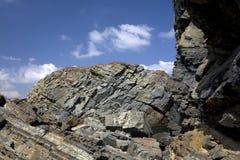 скалы утесистые Стоковые Фотографии RF