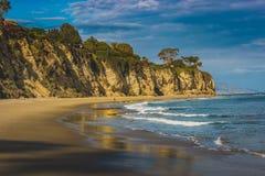 Скалы Malibu Стоковая Фотография RF