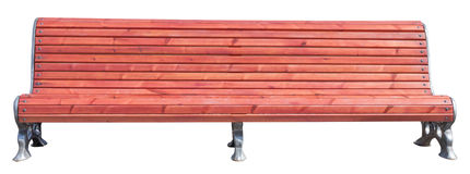 Скамейка в парке Стоковые Изображения RF