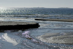 скандинав песка пляжа стоковое фото rf
