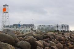 Скандинавское зодчество Стоковые Фото