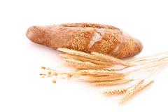 скатерть хлебца хлеба Стоковые Изображения