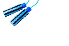 Скача веревочка Стоковые Фотографии RF