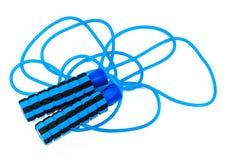 Скача веревочка Стоковое Изображение RF