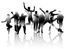 скача люди бесплатная иллюстрация
