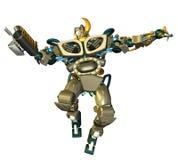 скача механически ратники Стоковые Изображения RF