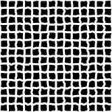 Скачками решетка, нарисованная сетка руки, схематичные линии Стоковая Фотография RF