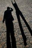 скачка утехи Стоковое Фото