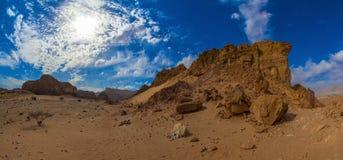 Скала горы Стоковое фото RF