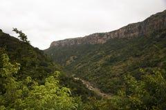 Скала ущелья Oribi Стоковая Фотография RF