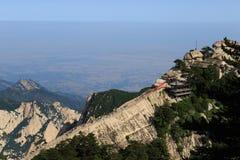 Скала Mount Hua Стоковые Изображения RF
