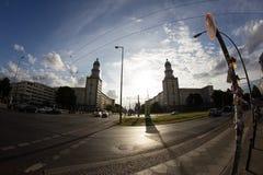 Скалистая вершина Берлин Frankfurter, Германия Стоковые Изображения
