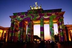 Скалистая вершина Brandenburger Стоковое фото RF