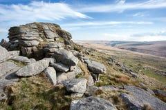 Скалистая вершина Longaford Стоковая Фотография RF
