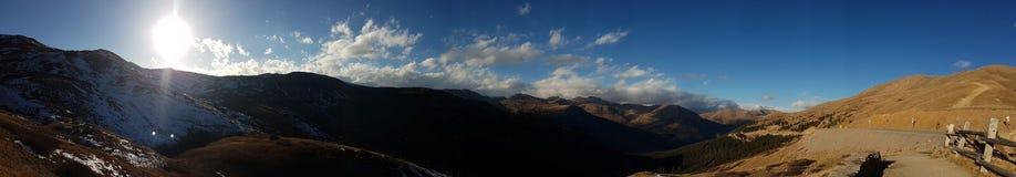 Скалистая гора, Колорадо Стоковое фото RF