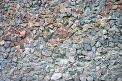 Скалистая поверхность земли Стоковые Фото