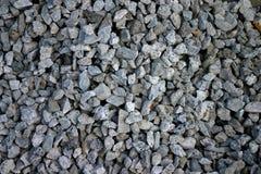 Скалистая поверхность земли Стоковая Фотография