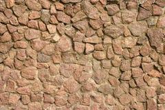Скалистая поверхность земли Стоковые Изображения