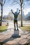 Скалистая статуя Стоковые Фото