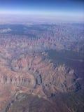 Скалы гранд-каньона Стоковые Фотографии RF