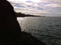 Скалы Глена Стоковая Фотография RF