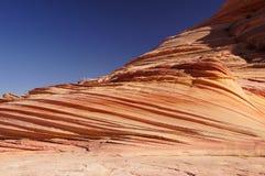 Скалы глушь Paria Каньон-Vermilion, Аризона, США Стоковая Фотография