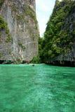 Остров Phi Phi Стоковое Изображение