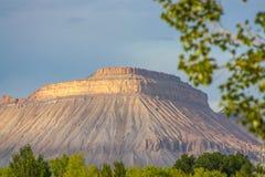 Скалы книги в Колорадо Стоковые Изображения