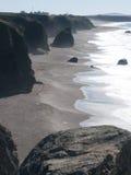 Скалы моря Стоковые Изображения