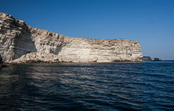 Скалы моря Стоковое Изображение RF