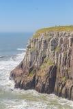 Скалы на пляже Torres Стоковые Изображения RF