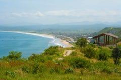 Скалы пляжа Южной Америки 3 Стоковые Изображения RF