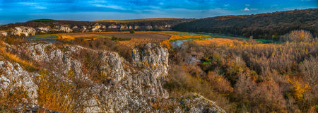 скалы Стоковые Фото